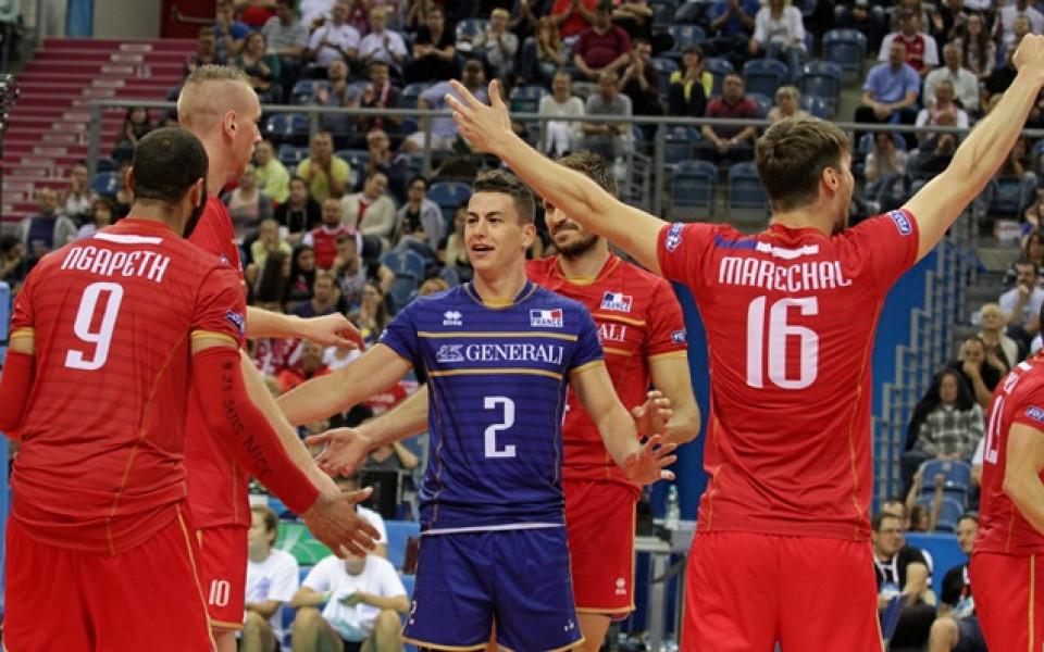 Франция отвя Сърбия и е топ 4 на Лигата на Нациите