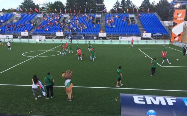 Национален отбор на България по минифутбол<strong> източник: личен архив</strong>
