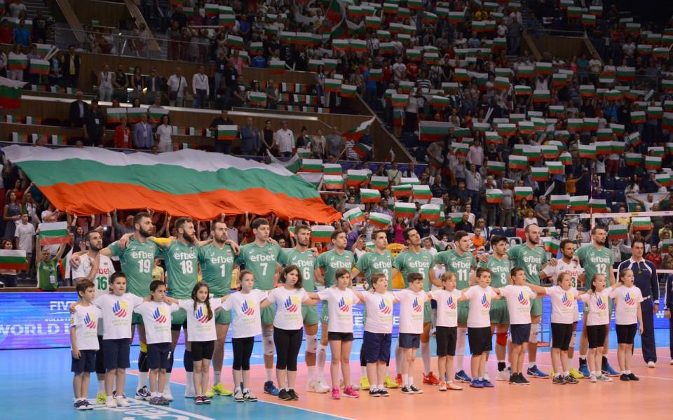 България срещу Аржентина, Португалия и Канада в Лигата на нациите през 2019-а