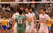 Волейболостите безгрешни във втория мач с Белгия