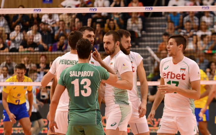 България надви Иран в Истанбул