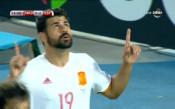 Коста удвои аванса на Испания срещу Македония