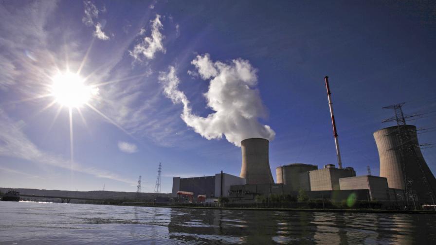Белгийска ядрена централа плаши Европа