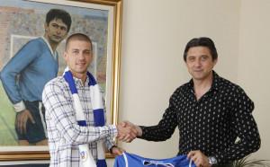 Георги Ангелов отново титуляр за Левски