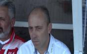 Шеф на Верея: Няма да спираме Илиан Илиев при оферта от чужбина