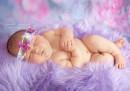 Бебето, което се роди с тегло 6 кг