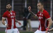 Основен футболист на ЦСКА  пропуска старта на сезона