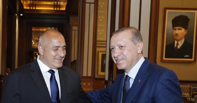 """""""На Ердоган му казвам Тайпи още от времената, когато бяхме"""