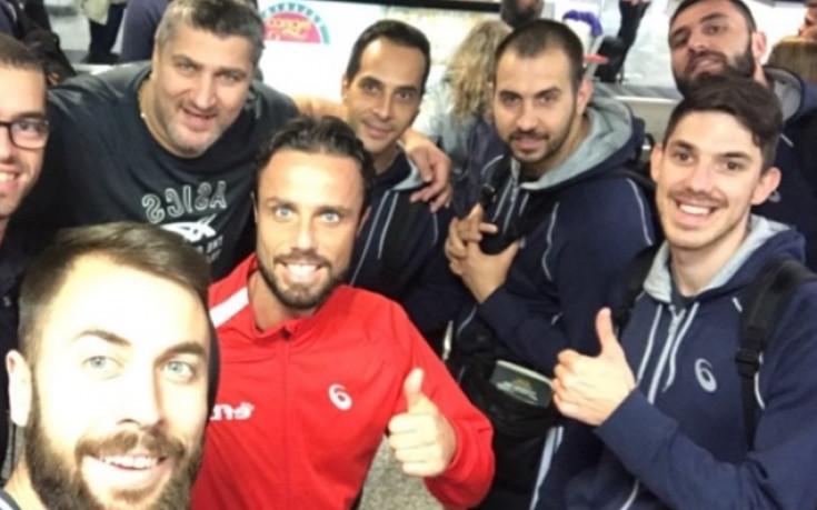 Волейболистите вече са в Аржентина