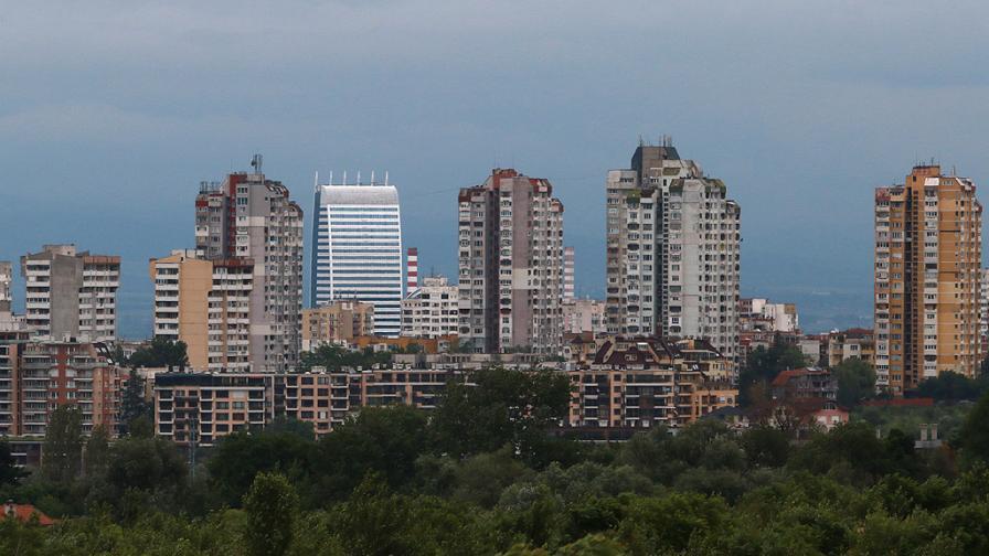 Небостъргачи над 200 м в София, вижте най-високите сгради