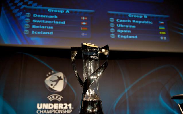 Европейско първенство до 21 години източник: Gulliver/Getty Images