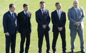 УЕФА даде за пример базата на БФС в Бояна