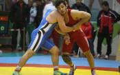 Тарек Абдеслам с успех над Даниел Александров на ребупликанското по борба