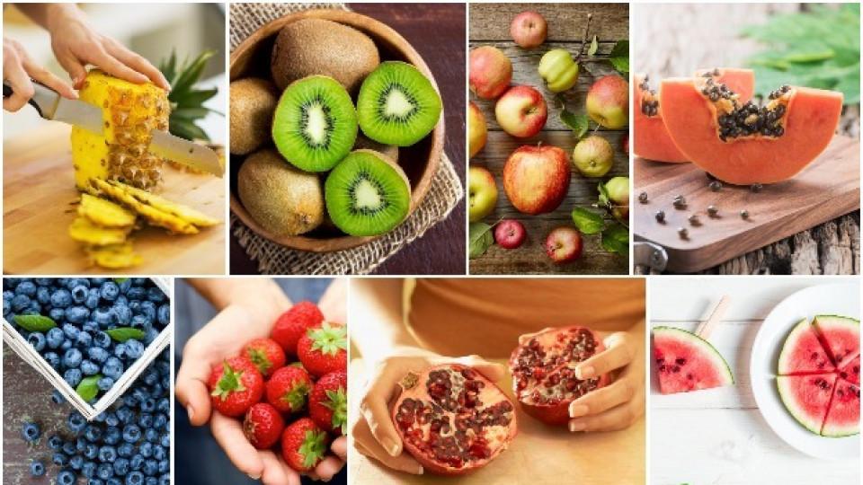 10 плода, които правят чудеса за кожата ни през лятото