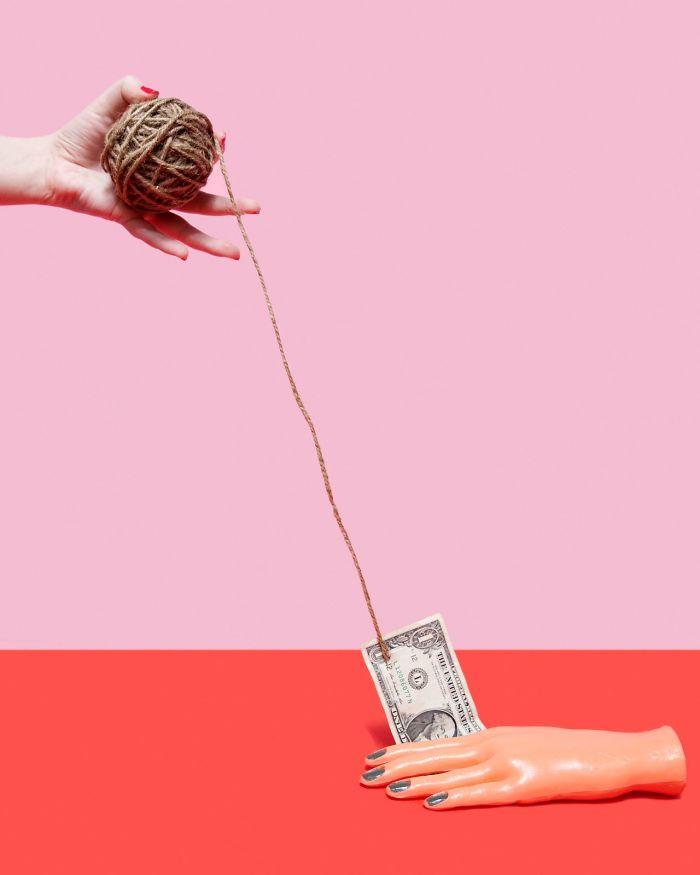 В Пенсилвания не е легално да вържеш долар с конец и да го дърпаш всеки път, когато някой се опита да го вземе