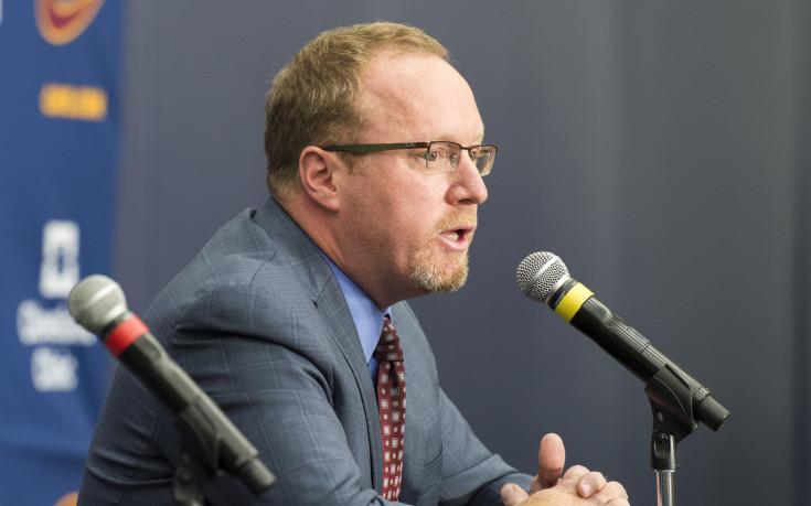 Кливланд натири генералния си мениджър