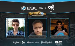 Интервю с Hearthstone финалистите на ОN! Fest /първа част/