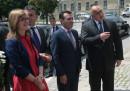 Македонският премиер Зоран Заев по време на визитата му в София през юни