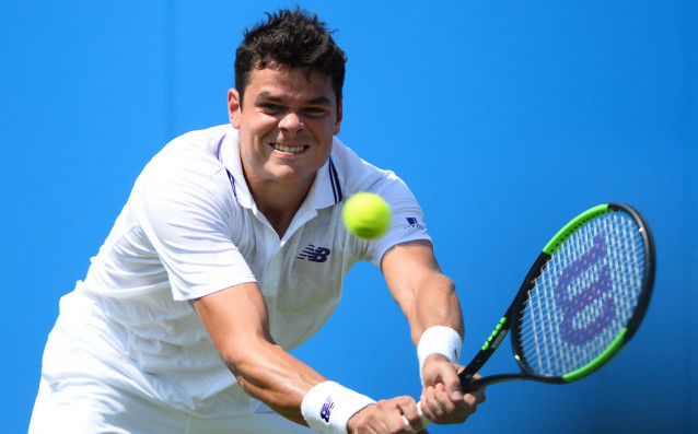 Милош Раонич срещу Танаси Кокинакис източник: Gulliver/Getty Images