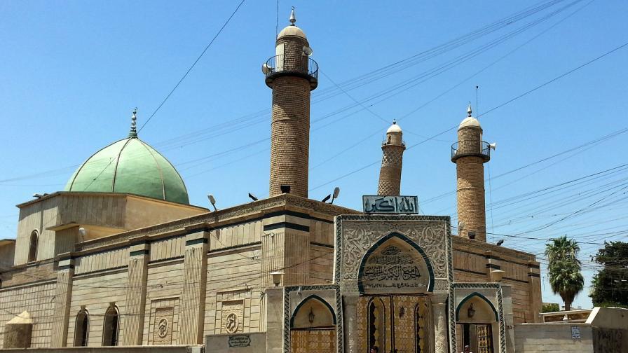 Поражение: ИДИЛ събори Голямата джамия в Мосул