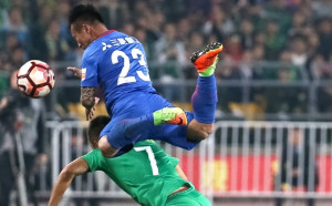 Китайски тим се пуска в германско първенство