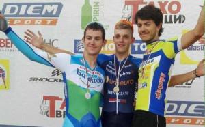 Николай Генов стана вицешампион на България на часовник