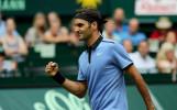 Федерер преодоля още едно препятствие и е в топ 8 в Хале