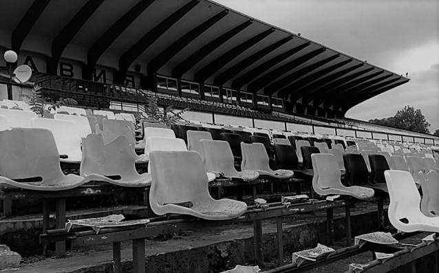 Феновете на Славия изплакаха болката си за стадиона