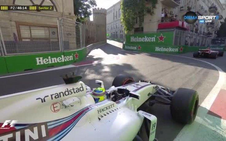 Фелипе Маса ще  участва в Гран при на Белгия този уикенд