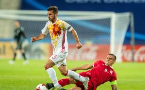 И с резервите Испания стигна до трета победа