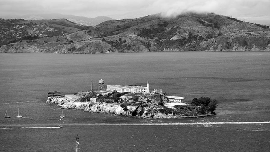 Остров Алкатраз