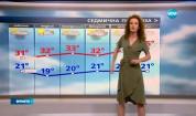 Прогноза за времето (24.06.2017 - обедна)