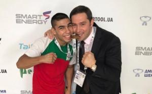 Даниел Асенов отново е европейски шампион