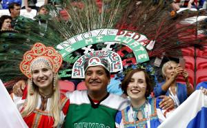 Мексико наказа Русия, изхвърли домакина от Купата на конфедерациите