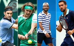Два големи тенис финала в неделя