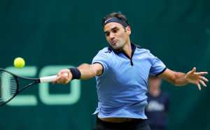 Великият Федерер пак няма спирка в Хале