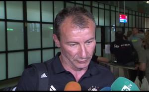 Белчев: Разочарованието за Лига Европа е огромно