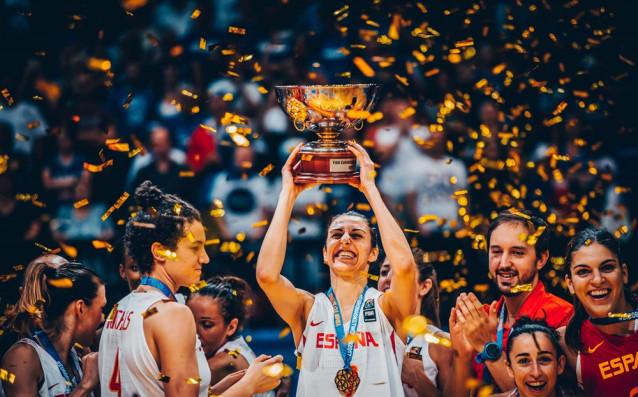 Алба Торенс е MVP на Евробаскет 2017<strong> източник: fiba.com</strong>