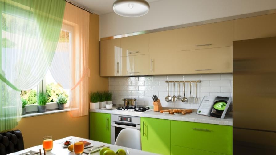 Как да запазим кухнята хладна и през лятото