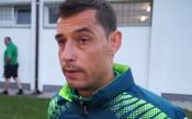 Томаш:  Няма смисъл да отговарям за Бербатов, той тренира с нас