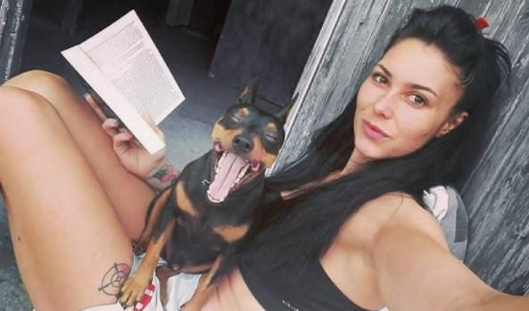 Милица Милошев<strong> източник: instagram.com/milicamilosev15/</strong>