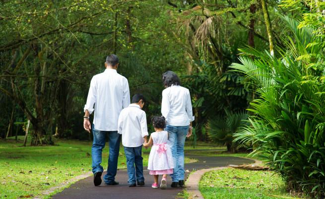 Възпитателен метод: Защо родителите в Индия не наказват децата си