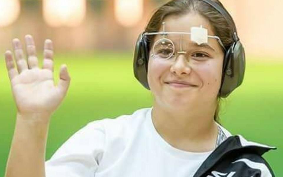 Мирослава Минчева 45-а на Световната купа по спортна стрелба