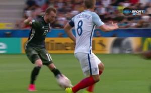 Англия - Германия 1:1 /полувреме/