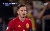 Испания - Италия 3:1 /репортаж/