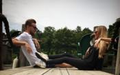 Ракитич разкри забавен детайл за срещата със съпругата си