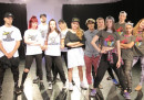 Хип-хоп сблъсък на сцената на Dance Arena