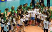 Волейболистките останаха четвърти за Купа Елцин
