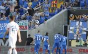 Левски загуби от Хайдук, но запази шансовете си