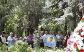 Без футболисти и треньори на Левски на панихидата за Гунди и Котков